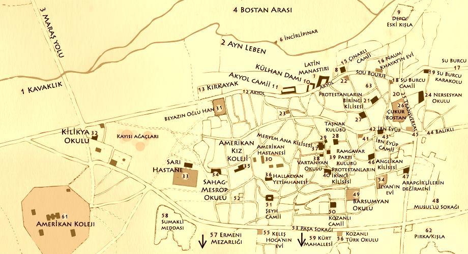 1910 yıllarında Antep - 1910 Yıllarında Antep