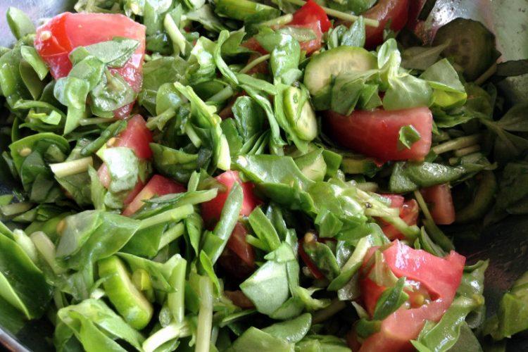 pirpirim salatası 750x500 - Pirpirim Salatası Tarifi