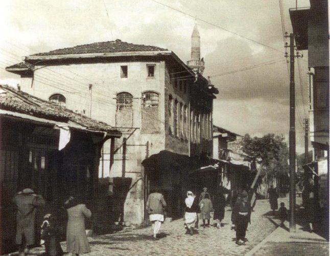 Ağa Camısı tarihi bilgisi