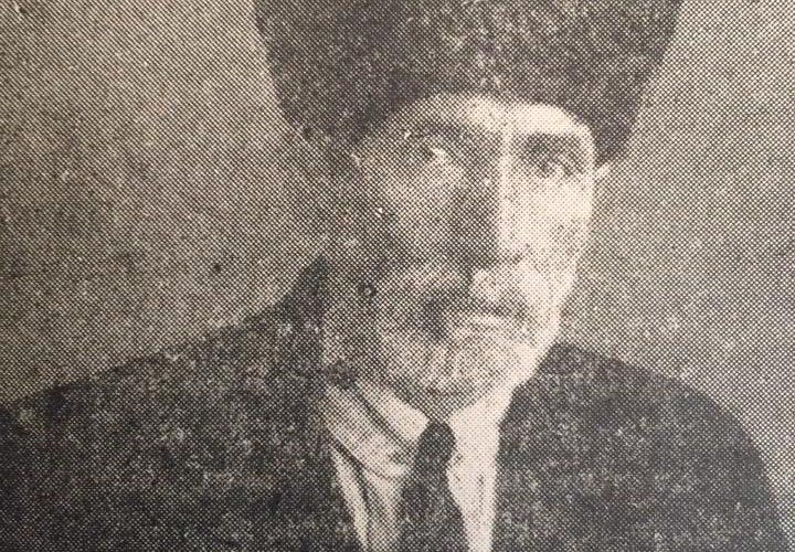 Dayı Ahmet Ağanın hayatı