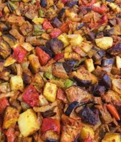 Saçma tava, Gaziantep yöresinde yılın her mevsimi tüketilen bir yemektir